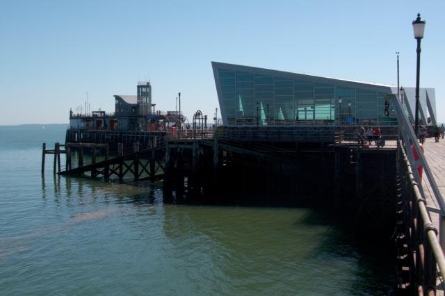 Cultural Centre, Southend Pier